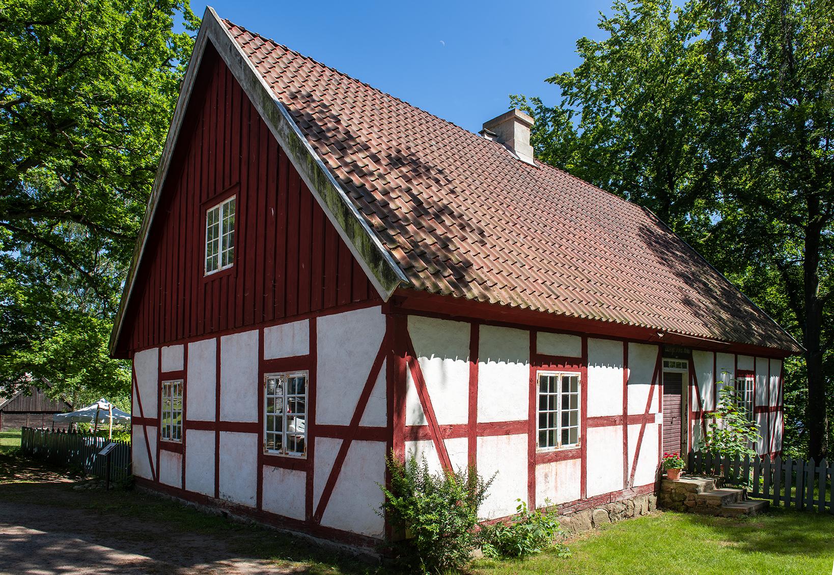 Eldsberga skolhus